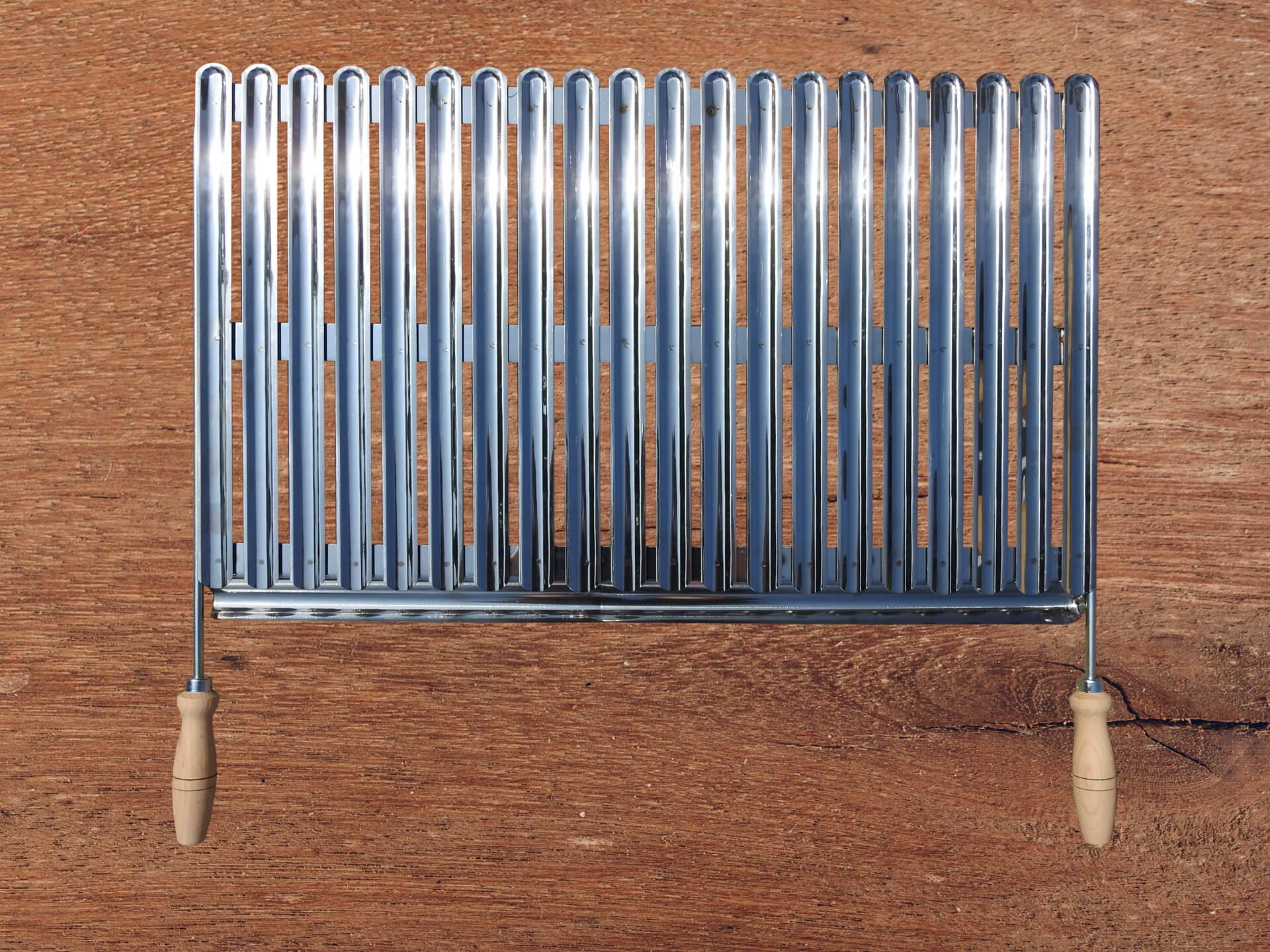 Roštilj rešetka 73 cm Inox