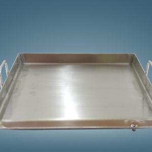Tacna za roštilj inox 50 cm