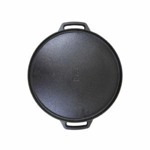 Gusnati roštilj okrugli