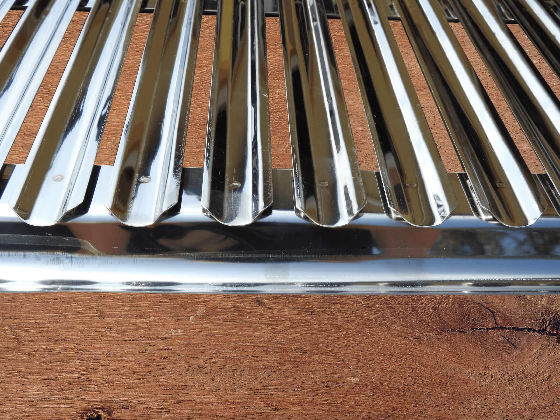 Rešetka za roštilj INOX 51 cm