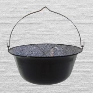 Kotlić emajlirani otvoreni tip 16L